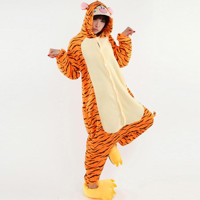 пижамы в виде животных