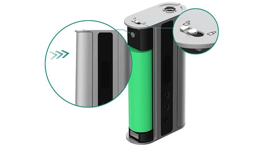 электронная сигарета Eleaf istick TC 100