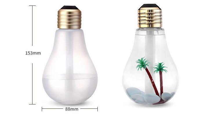увлажнитель лампа