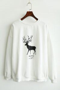 Купить теплый свитер-пуловеп с Алиэкспресс