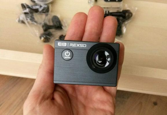 экш камера Elephone REXSO Explorer X