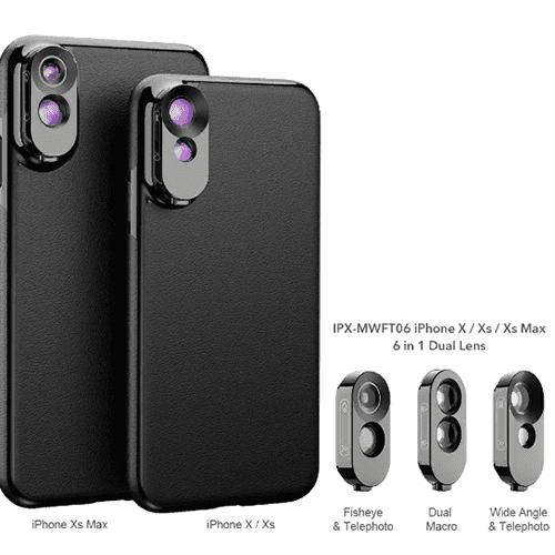 APEXEL 3 в 1 iphone