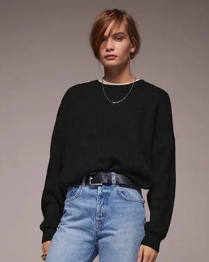 свитер зара